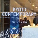 KYOTO CONTEMPORARY in Paris